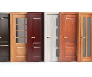 Por qué optar por puertas de madera