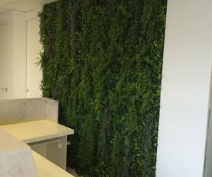 Jardines verticales para interior