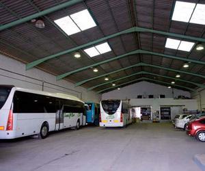 Instalación de plataformas elevadoras para autobuses