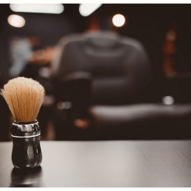 El ritual del afeitado clásico