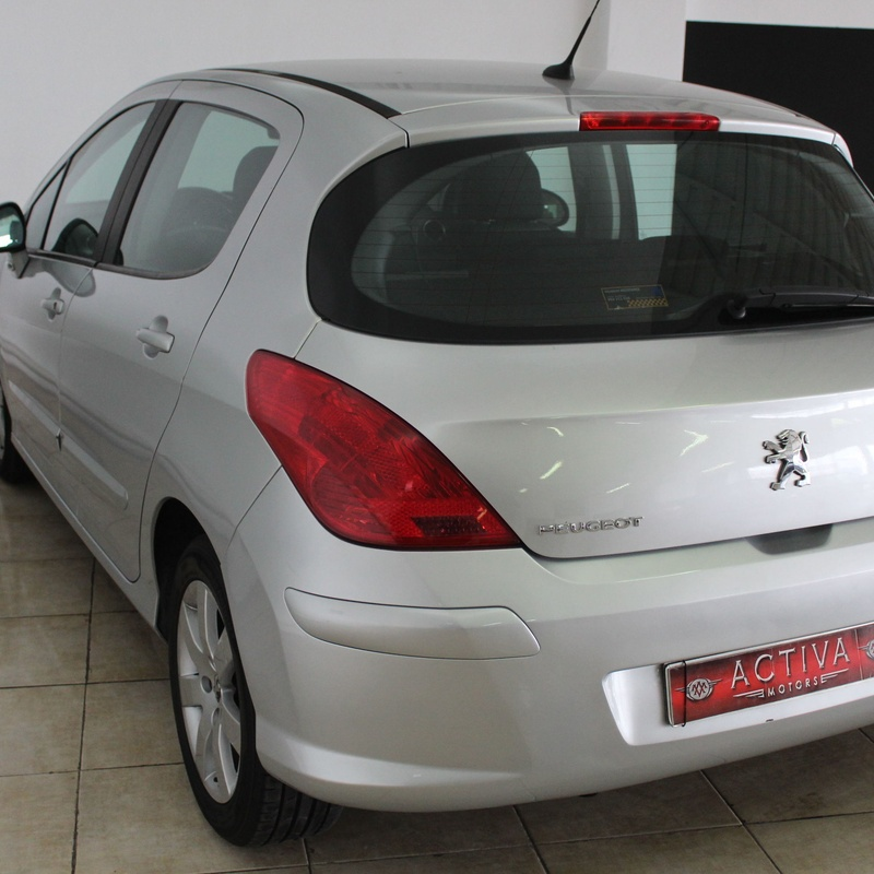 PEUGEOT 308 Sport 1.6 HDI 110 FAP 5p.: Nuestros Vehículos de Activa Motors