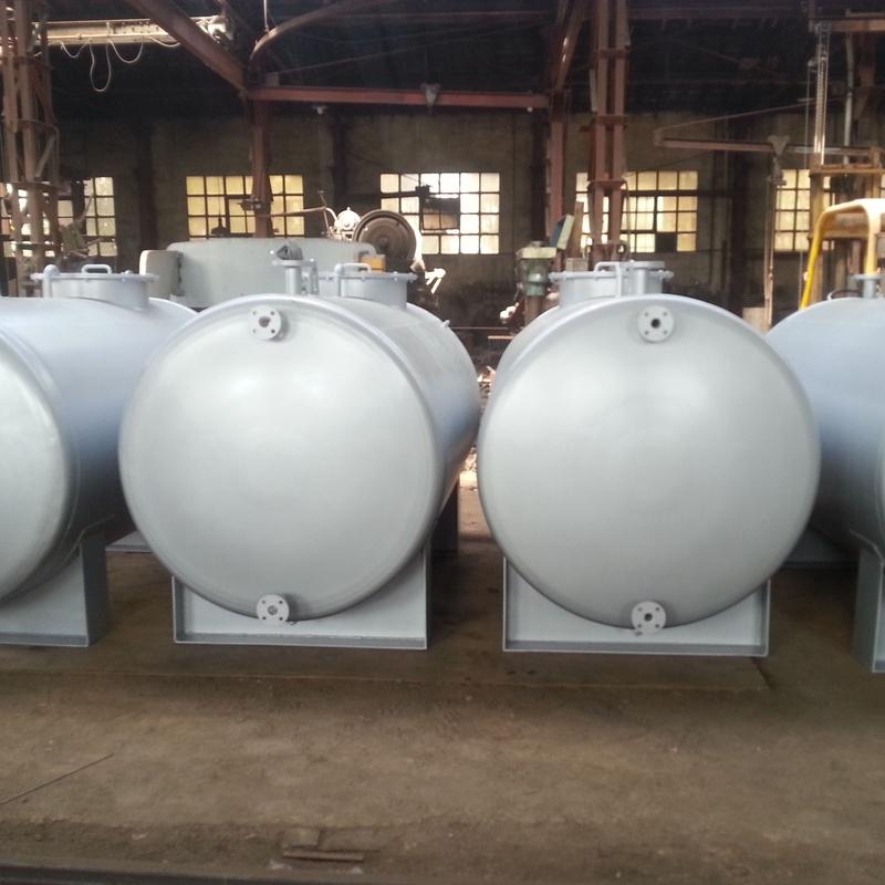 Depósitos tanques: Productos y servicios de Calderas Munguia, S.L.