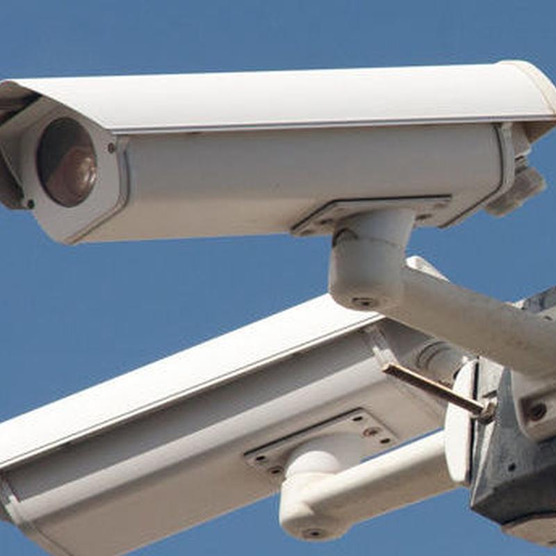 Videovigilancia y CCTV: Servicios de Extintores Proinse