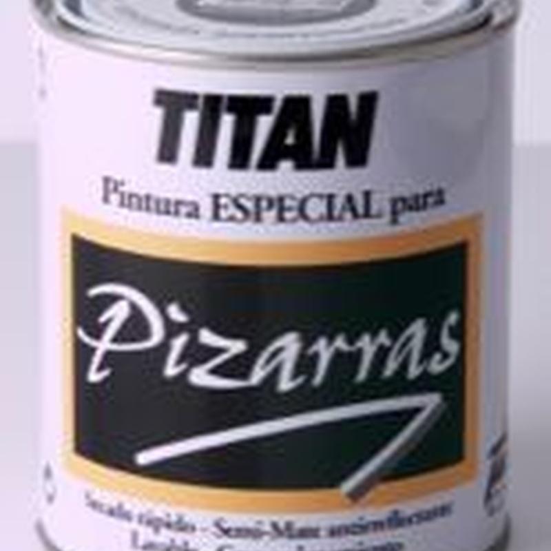 Titan Pizarras: Nuestros productos de Moquetes Terrassa