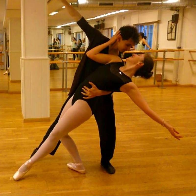 Danza clásica: Escuela de Baile  de Ballet M H