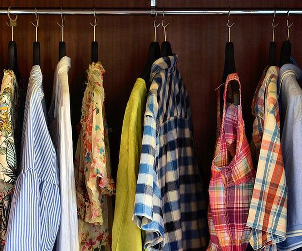 Dale una segunda oportunidad a tu ropa
