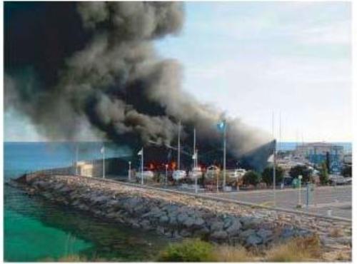 Peritaciones de incendios