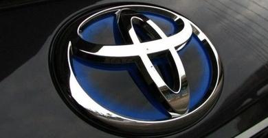 Toyota al nivel de Coca Cola y Appel