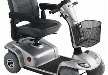 Scooter estándar 4 ruedas