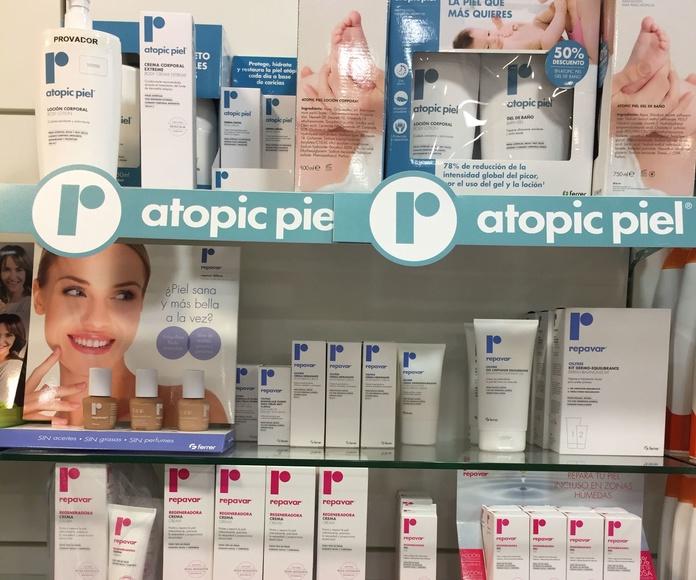 Cosmética: Productos de Farmacia Rosa Cinca