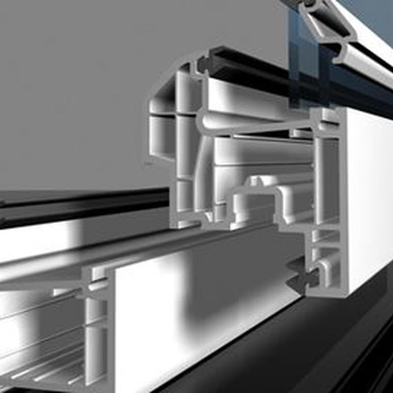 Carpintería en aluminio: Servicios de N&Breformas