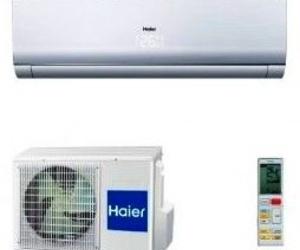 1X1 HAIER  INVERTER MODELO GEOS 09