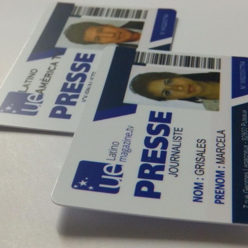 Tarjetas de PVC impresas a doble cara: Productos de Solutar - Soluciones de tarjetas