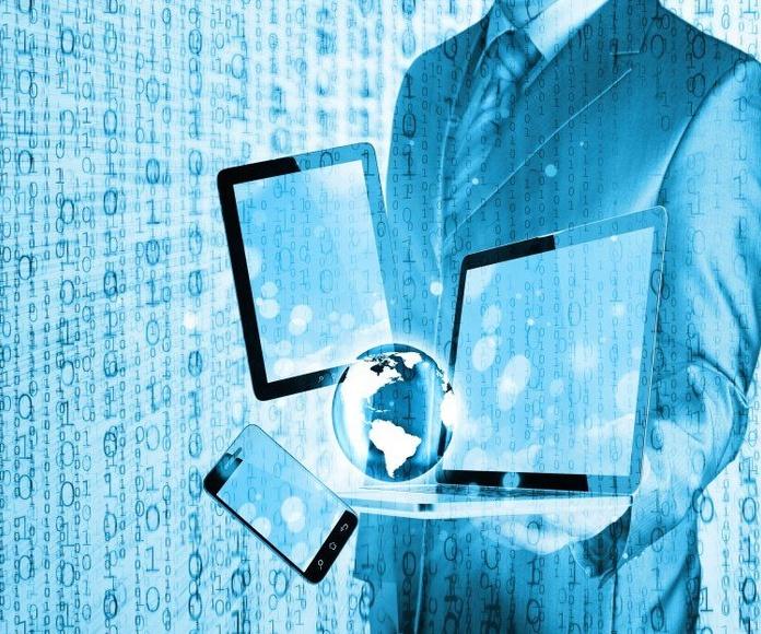 Redes informáticas: Servicios de Instalaciones Eléctricas Garter