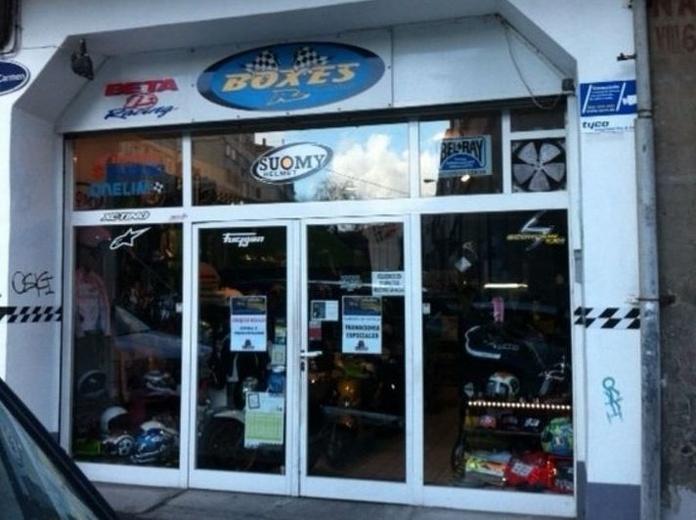Tienda de Motos en Donostia