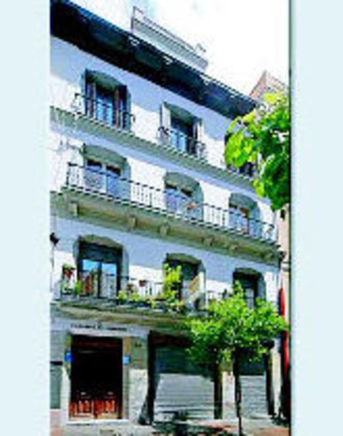 Hostal centro de Madrid