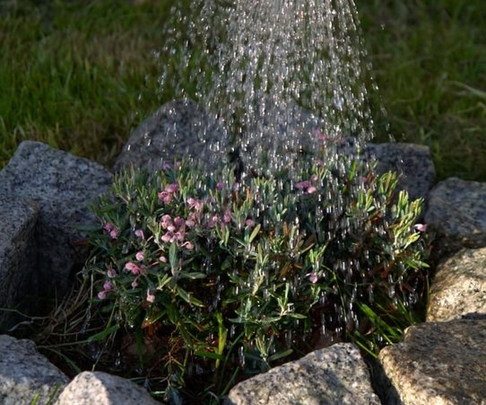 Venta de material de riego: Servicios de TUBEGAR