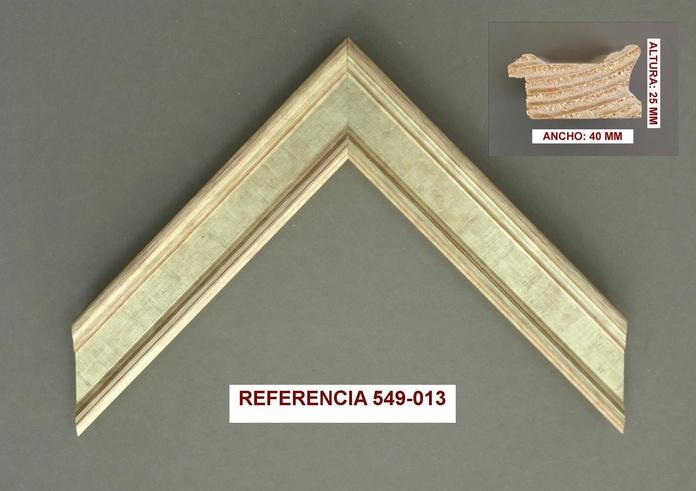 REF 549-013: Muestrario de Moldusevilla