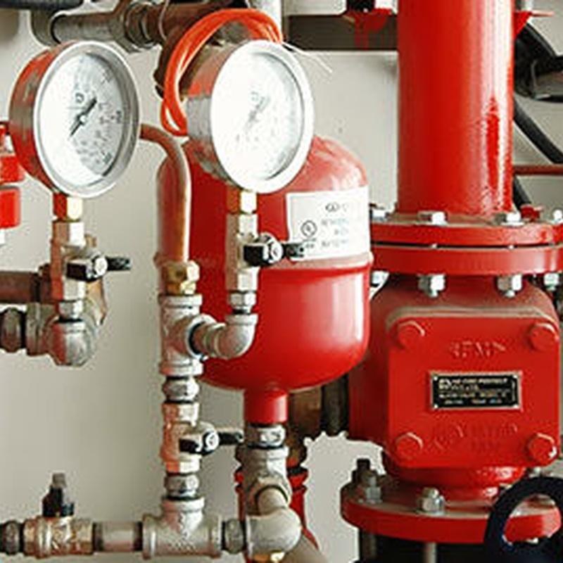 Redes contra incendios: Qué hacemos... de INSMUN serveis