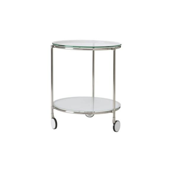 Mesa auxiliar Neon: Alquiler de mobiliario de Stuhl Ibérica Alquiler de Mobiliario