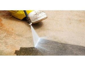 Limpiezas agua a presión