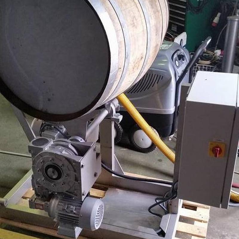 Semiautomáticos: Maquinaria y Servicios de Comapres