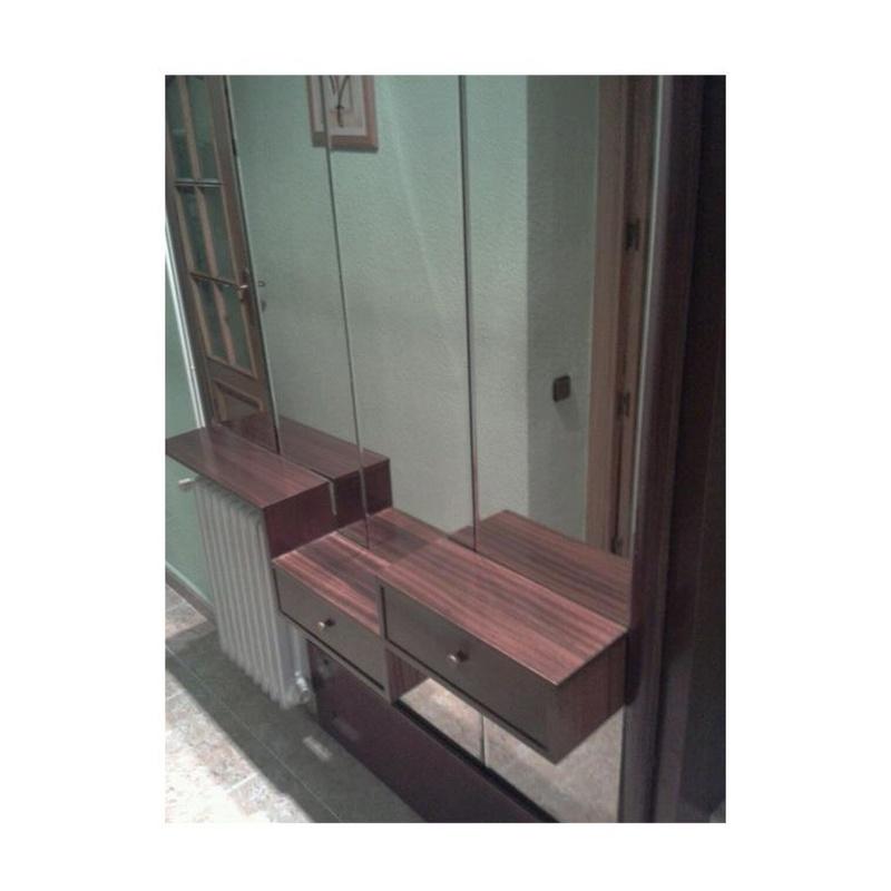 Lacado y recuperación de muebles