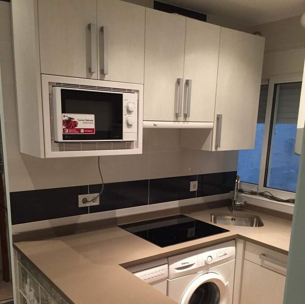 Reformas de cocinas en Alcalá de Henares y montaje de electrodomésticos