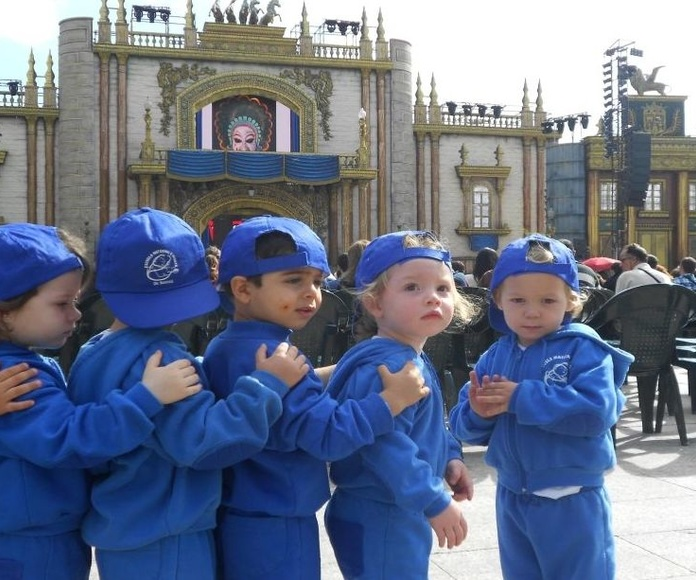 Coordinación Familia-Escuela Infantil: Servicios de Escuela Maternal Infantil Dr.Sánchez