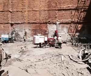 Ejecución de obras geotécnicas en Murcia