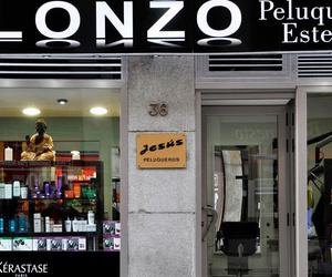 Peluquerías en plaza mayor|Alonzo peluqueros