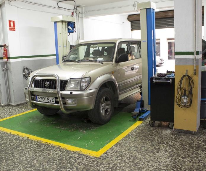 Venta neumáticos: Servicios de Talleres Joicar Multiauto