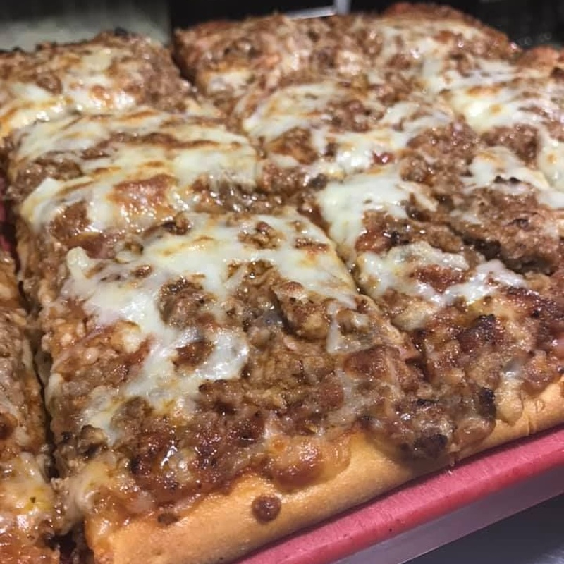Pizza: Amplia carta de Casa JoseFran