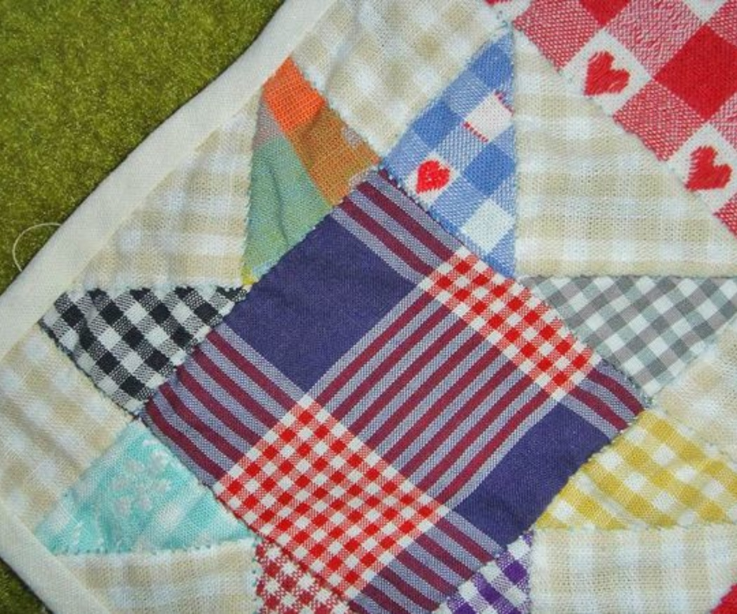 ¿Qué telas elegir para hacer patchwork?