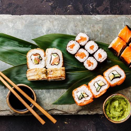 Sushi a domicilio El Clot Barcelona