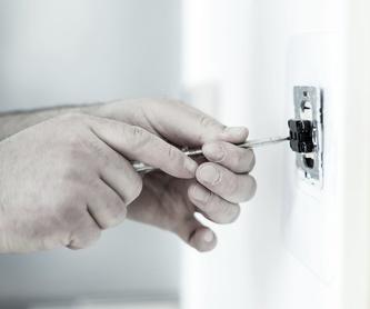 Electricidad: Productos y Servicios de Conesan - Electric