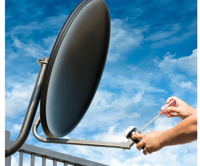 Antenas y parabólicas