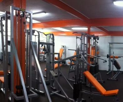 Nueva sala de musculación y de entrenamiento funcional