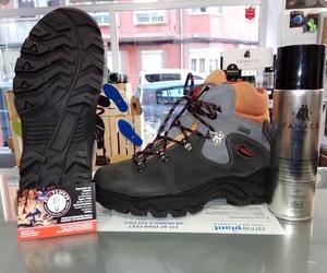 Venta de productos para el calzado