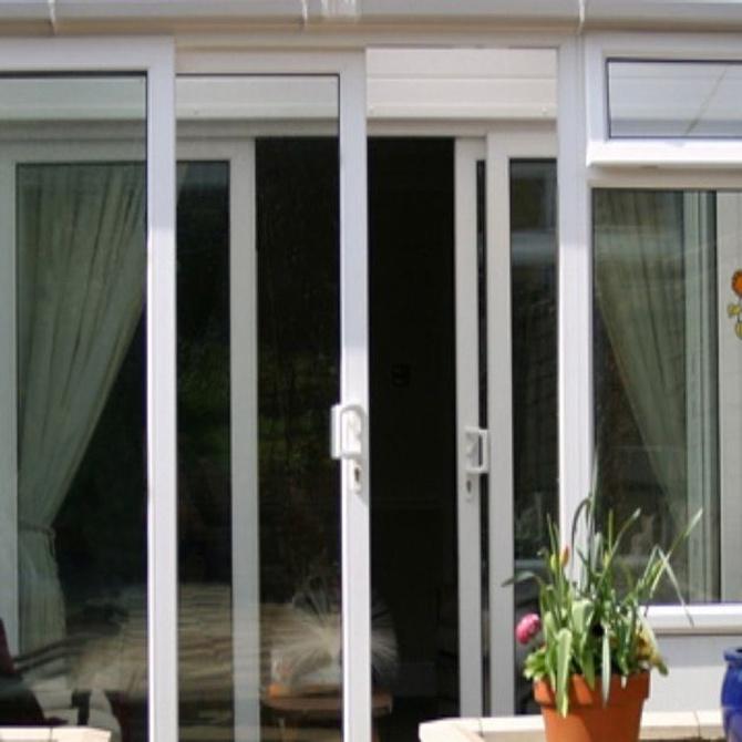 Ahorrar con ventanas de PVC durante el verano
