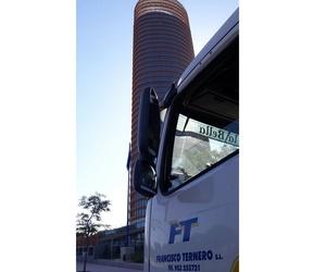 Todos los productos y servicios de Demoliciones y excavaciones: Francisco Ternero S.L.