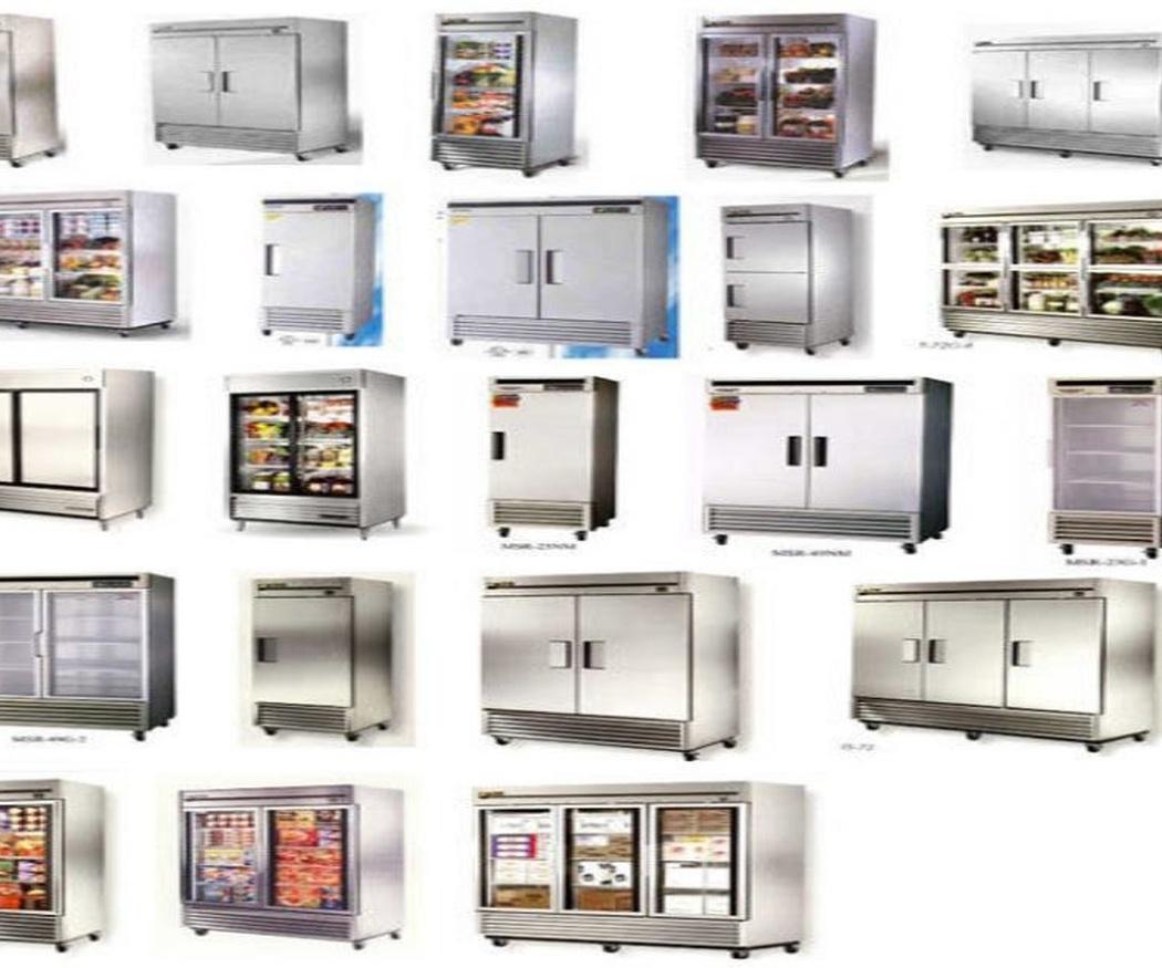 El mobiliario frigorífico