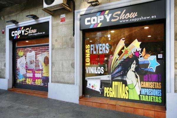 copisteria barcelona abierta sabados