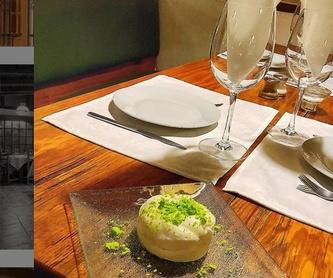 Carnes: Carta de Restaurante Las Chozas