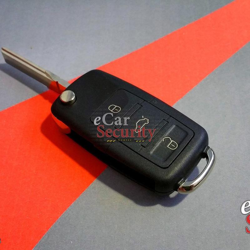 Duplicado de llaves VW Golf