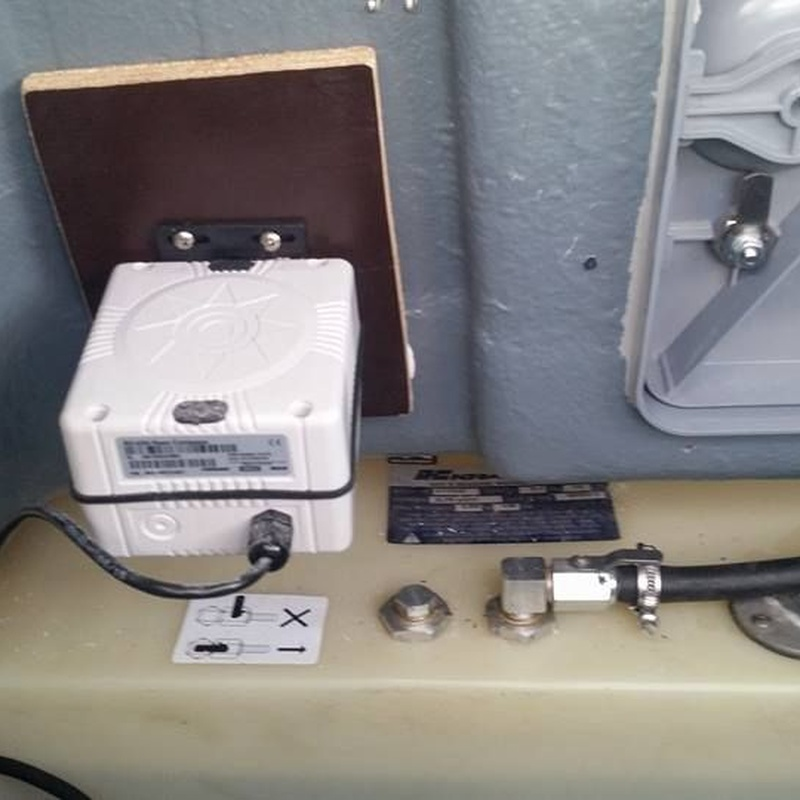 Maintenance: Services de Navtec Radioelectronica Naval, S.L.