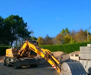 Excavaciones y derribos en Girona: Construccions Pere Miquel