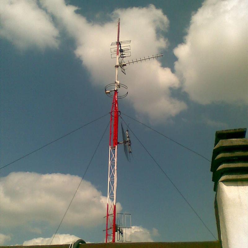 Antenas: SERVICIOS de Antenor