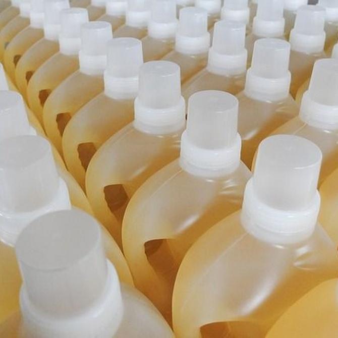 Asegúrate de utilizar productos de limpieza con la etiqueta europea Ecolabel