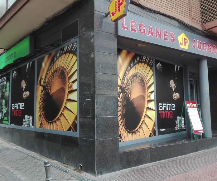 Neón Color empresa de rotulación en impresión digital en Madrid